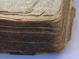 A zseb-bibliám története
